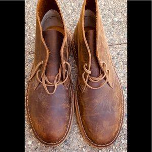 Clarks mens chukka boots